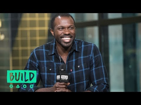 "Joshua Henry Explains His Character's Rage In ""Carousel"""