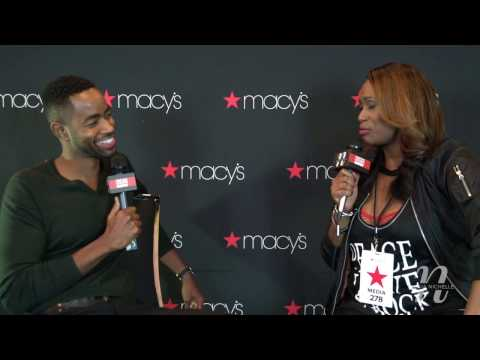 Thumbnail image for 'Celebrating Black History Month at Macy's With Jay Ellis & BJ The Chicago Kid'
