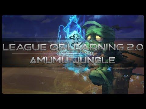 [ITA] UNA MUMMIA INARRESTABILE - AMUMU JUNGLE - League Of Legends