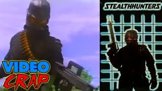 Stealth Hunters (1991) - VideoCrap VHS Bad Movie Review