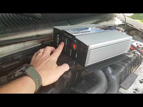 Harbor Freight 2000 watt Inverter - Will It Power an RV AC System?