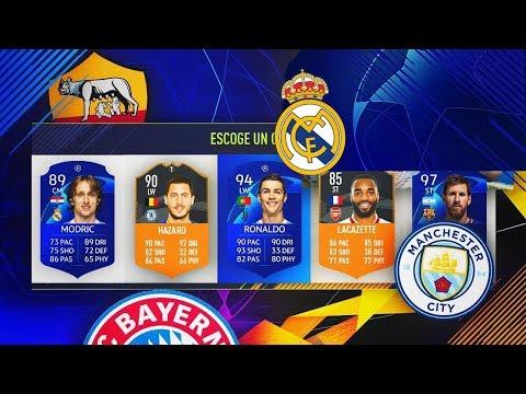 تحدي درافت 195 !!! لا لا مستحيل FIFA 18 I