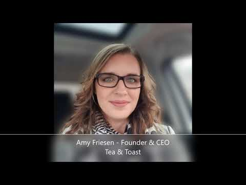 CFRA interview with Amy Friesen