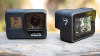 Gopro 7 Black Real Footage Test