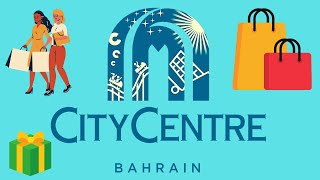 Exploring Bahrain's Largest Shopping Mall (city Centre)  In The Middle East