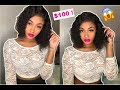 Watch Me Style This 12 Inch Deep Curly Bob Wig | Na Beauty Hair