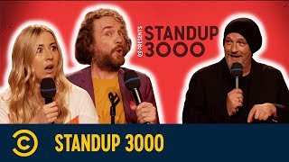 STANDUP 3000 – Missverständnisse