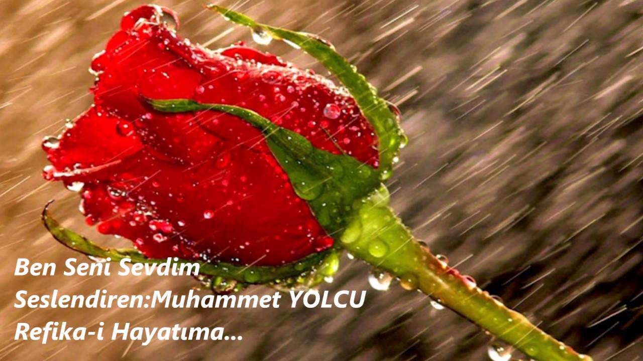 Sevi şiiri Ben Seni Sevdim şiiri ümit Yaşar Oğuzcan Refika I
