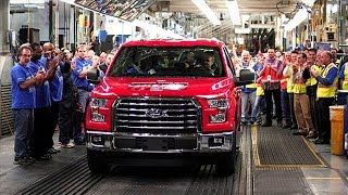 Ford CEO Fields: New F-150 to Change Auto Industry