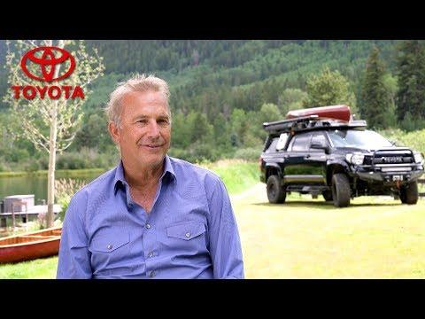 Toyota Tundra by Kevin Costner – 2018 SEMA Show