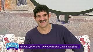"Firicel, povesti din culisele ""Las Fierbinti"""