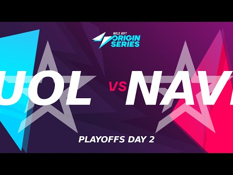WR:OS July Cup Finals Day 2 UOL vs NAVI  - Group B