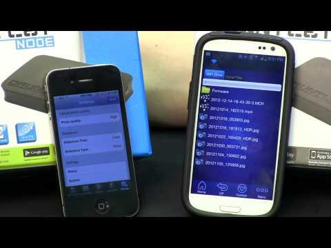 Patriot Gauntlet Node Wireless Phone & Tablet Media Storage Device NCIX Tech Tips