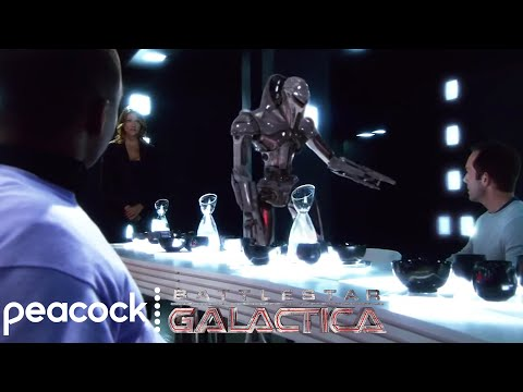 Battlestar Galactica | Lobotomising The Raiders