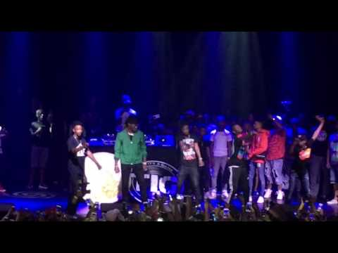 21 Savage Brings Out Future During 'Red...