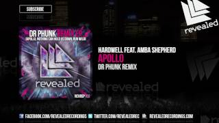Скачать Hardwell Feat Amba Shepherd Apollo Dr Phunk Remix OUT NOW