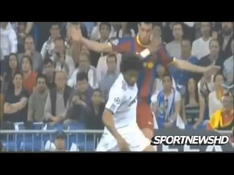The Dirty Side Of El Clasico ★ Fights, Fouls, Dives U0026 Red Cards ★ HD