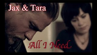 клип- Сыны АНАРХИИ - All I Need -Jax & Tara