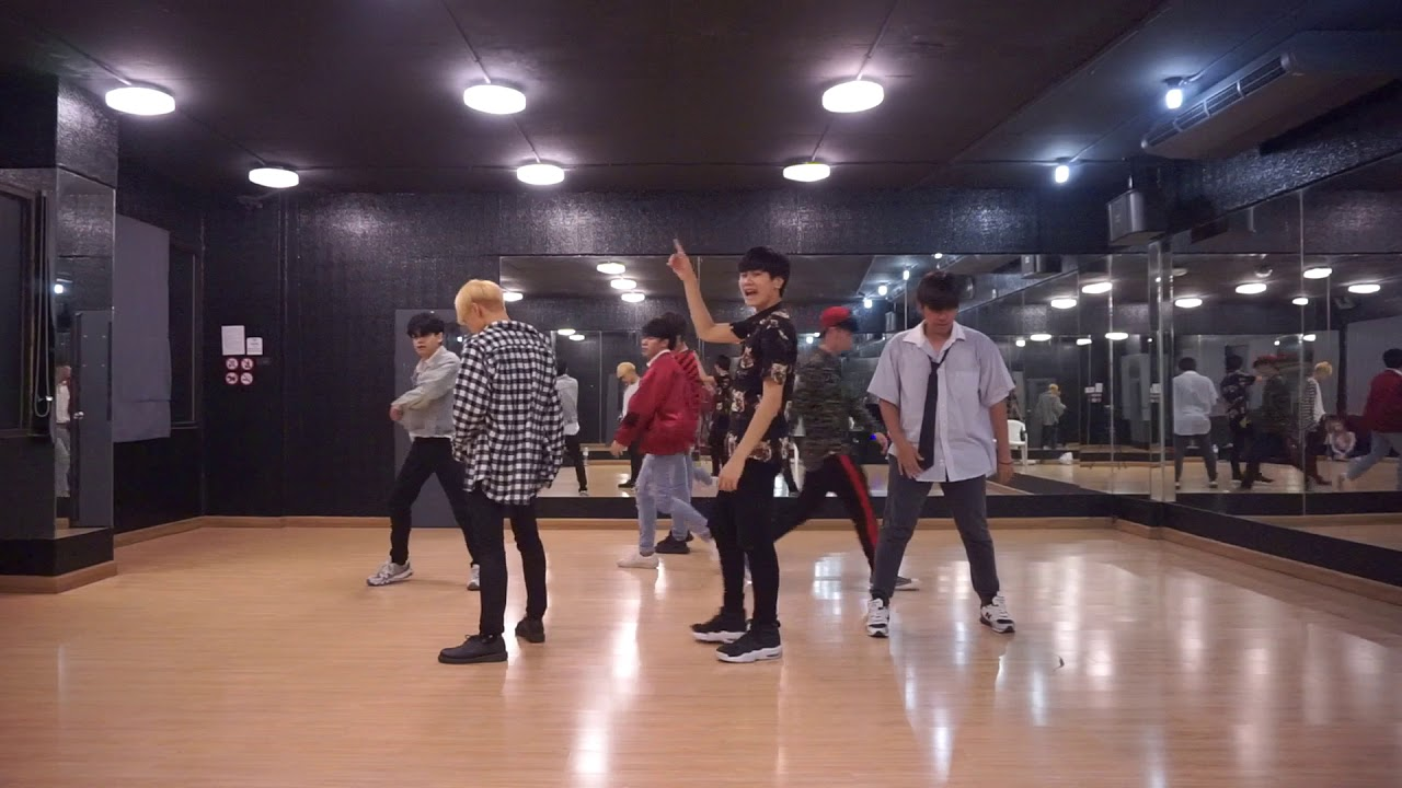 Bulletproof Cover BTS(방탄소년단) - 'DNA' Dance pratice ver.