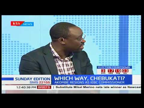 What next for Kenyans as IEBC Chairman Chebukati fails to guarantee fair polls :Sunday Edition