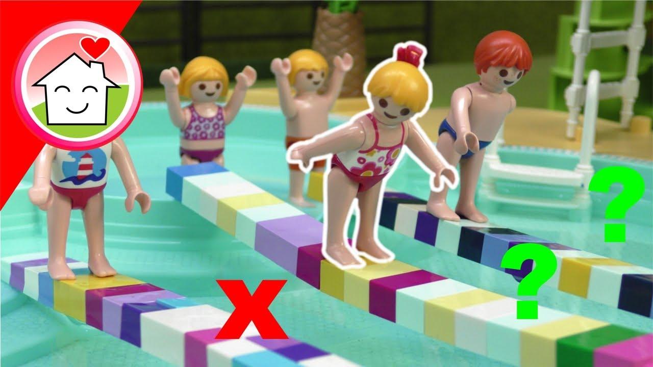 Download Playmobil Film Familie Hauser - Spielnachmittag im Aquapark - Video für Kinder