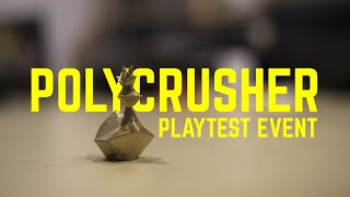 POLYCRUSHER Playtest+Gameplay