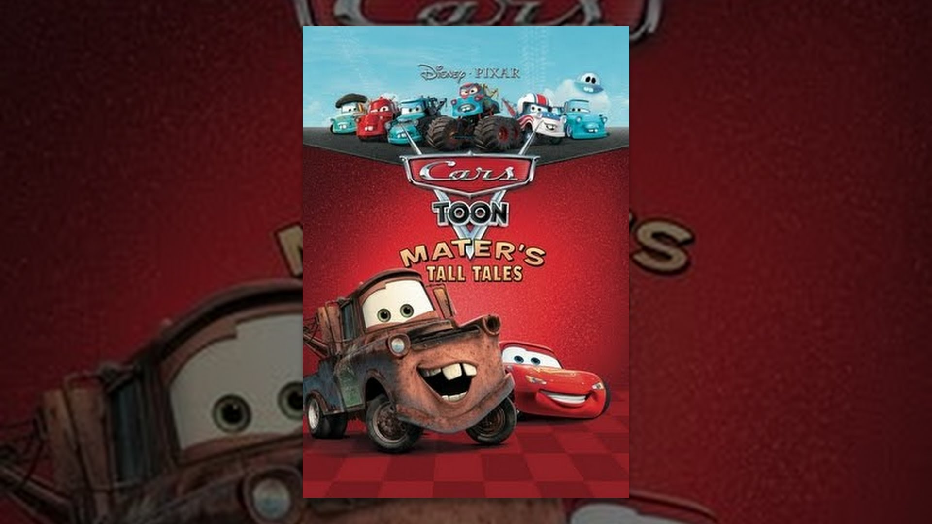 Cars Toon Mater S Tall Tales Movies