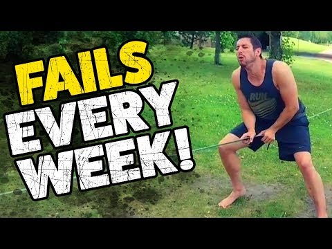 IDIOTS AT WORK! Fail Compilation 2017