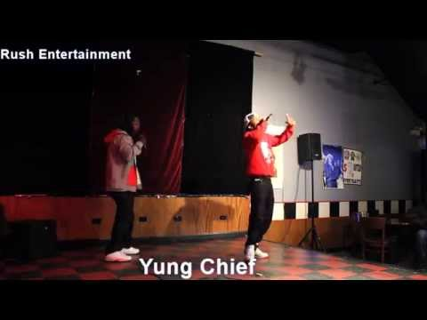 Yung Chief  Performs @ Checkerboard Lounge Showcase 31