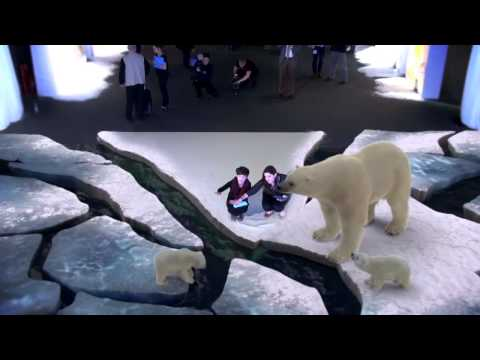 WWF - Coca-Cola Arctic Home Campaign - Augmented Reality | WWF
