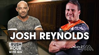 MG and Josh Reynolds Chat Injuries, Changing Clubs and Controversy