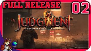 JUDGMENT: APOCALYPSE SURVIVAL SIMULATION | Gathering New Recruits | 2 | Judgment Campaign Gameplay