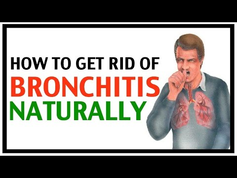 How To Get Rid Of Bronchitis   How To Get Rid Of Bronchitis Naturally