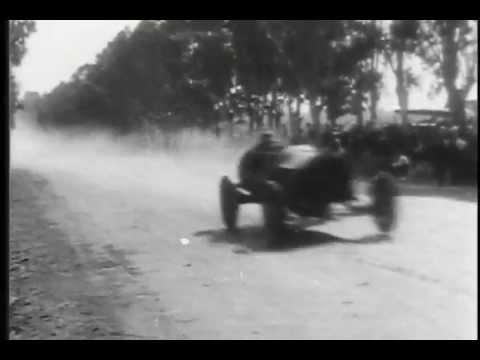 The Speed Demon:1912 Auto Race