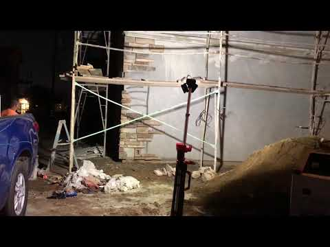 Milwaukee m18  rocket led tower light /charger 2135-20.  Real life test