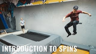 Introduction To Spins