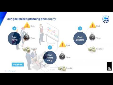 Wealth creation, tax savings and retirement goals - Errol Gottfried Meyer