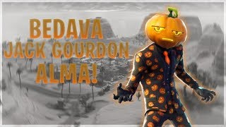 🎃FORTNITE JACK GOURDON (JOHN WICK) NASIL ALINIR? | Xpeaw (Fortnite Battle Royale Türkçe)