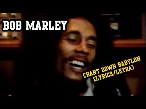 Chant down Balon  Bob Marley LYRICSLETRA Reggae