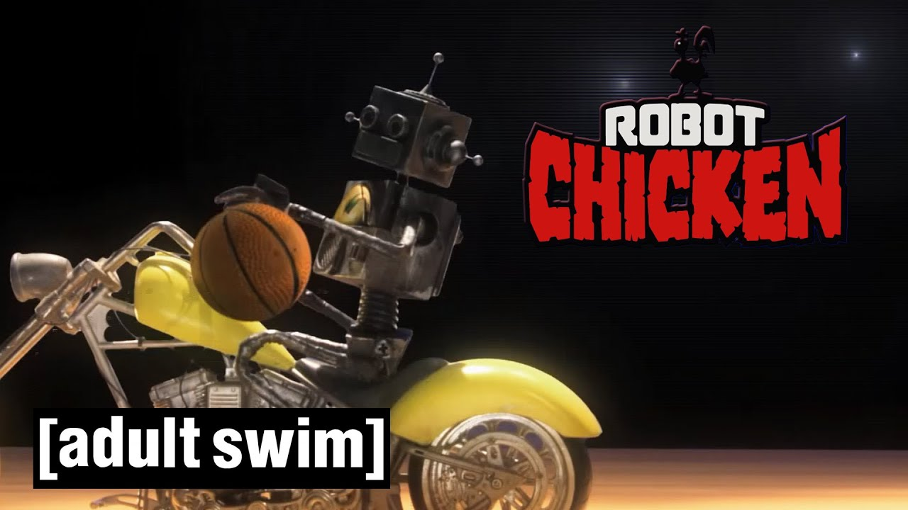 Robot Chicken | The Best 60 Seconds in Television History | Adult Swim UK 🇬🇧