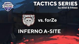 [🇬🇧] SINNERS vs. forZe - TACTICS SERIES #1