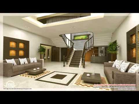 contoh desain plafon ruang tamu Desain Interior Ruang Tamu