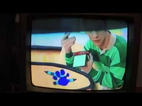 blue s clues how to draw crayons youtube