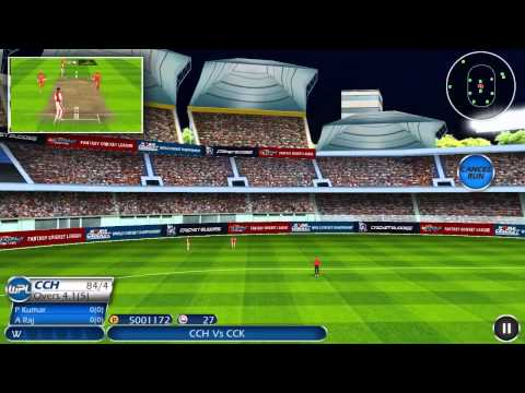 World Cricket Championship Gameplay