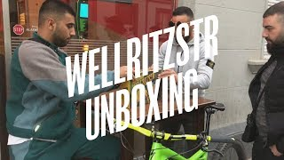 ENO  WELLRITZSTRASSE (UNBOXING)
