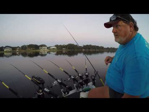 Crappie Fishing With Darryl