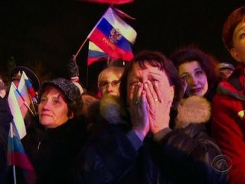 Uncertainty looms over Crimea after referendum