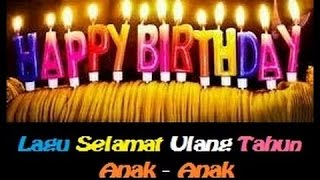 Selamat ulang tahun  original