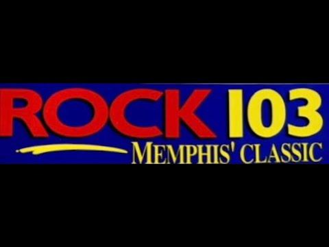 ROCK 103 Memphis - Aircheck (1993)