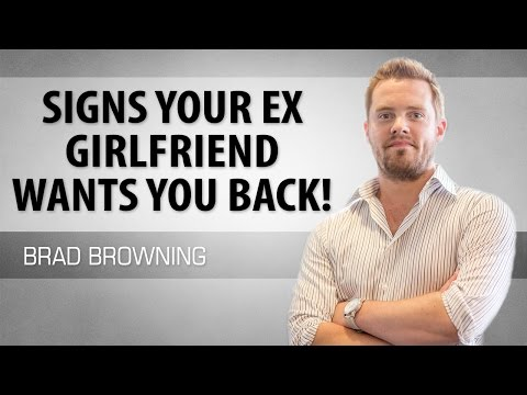 signs she wants you back